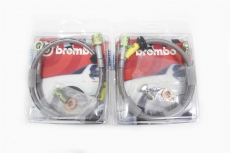 Italy brembo genuine GOODRIDGE brake steel hose