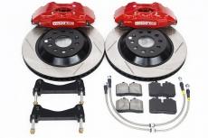 American STOPTECH ST41 Red Original Brake Kit