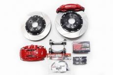 American STOPTECH ST40 Red Original Brake Kit