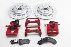 AMG W222 rear piston brake kit