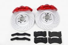 AMG Mercedes-Benz G500-390 brake disc brake set