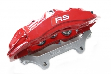 Audi RS Six-Piston Brake Caliper