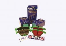 EBC Green Stuff 2000 Serise Green Leather