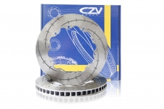 CZV brand brake disc willow leaf disc