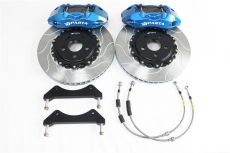 SPARTA EVOLUTION Standard Edition Four Piston 4P-A Blue Brake Kit