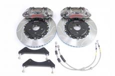 SPARTA EVOLUTION Racing Four-Piston 4P-A Grey Brake Kit