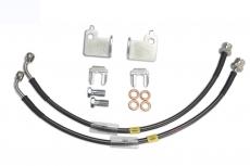 HEL Ford Mustang Special Brakes Steel Hoses