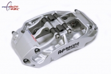 AP Racing CP9660 Six-Piston Brake Caliper Silver