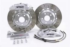 AP Racing CP9440 Silver Four-Piston Brake Kit