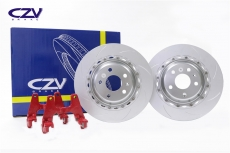CZV brand to increase the disc VW MQB platform 343x12 increase disc